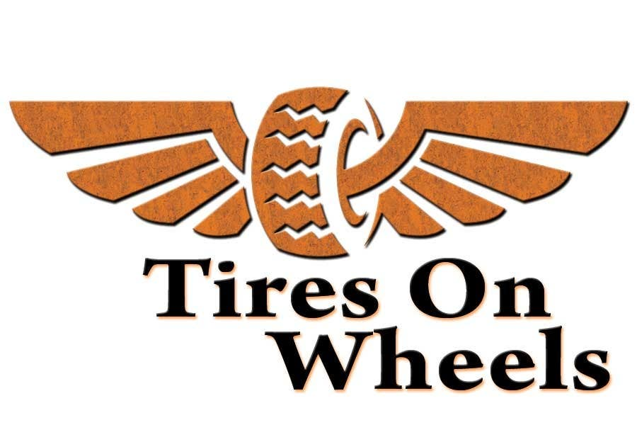 Participación en el concurso Nro.194 para Logo Design for Tires On Wheels