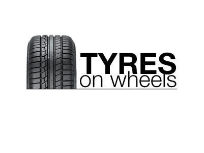Penyertaan Peraduan #106 untuk Logo Design for Tires On Wheels