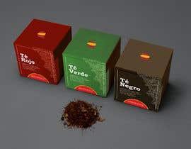 MatiasDC tarafından Diseño colección de etiquetas para gama de Té için no 4