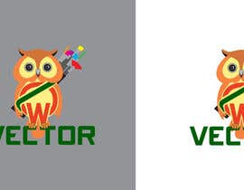 nº 65 pour Design a Logo for VectorOwl.com par mygarden2611