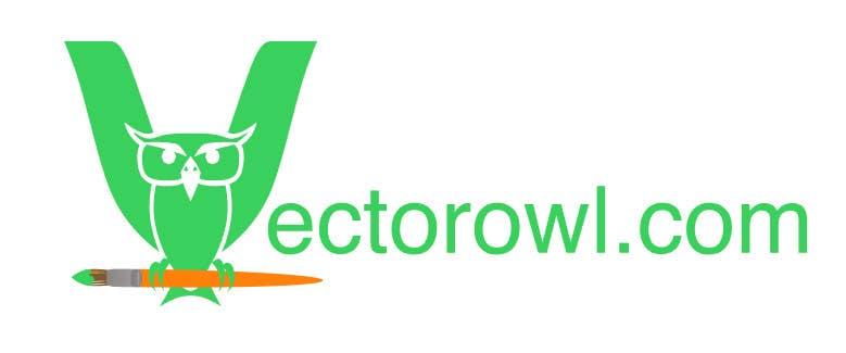 Konkurrenceindlæg #54 for Design a Logo for VectorOwl.com