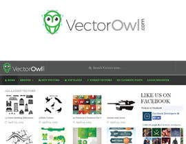 #33 for Design a Logo for VectorOwl.com af crARTive