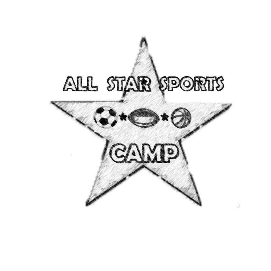 Bài tham dự cuộc thi #5 cho Design a Logo for All-Star Sports Camp ver. 2