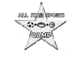 #5 untuk Design a Logo for All-Star Sports Camp ver. 2 oleh Cubina