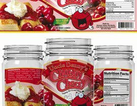#30 for Chubby Cherry label re-design af kimuchan