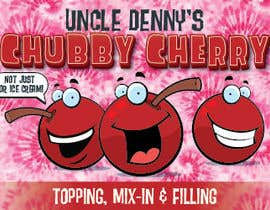#34 for Chubby Cherry label re-design af allreagray