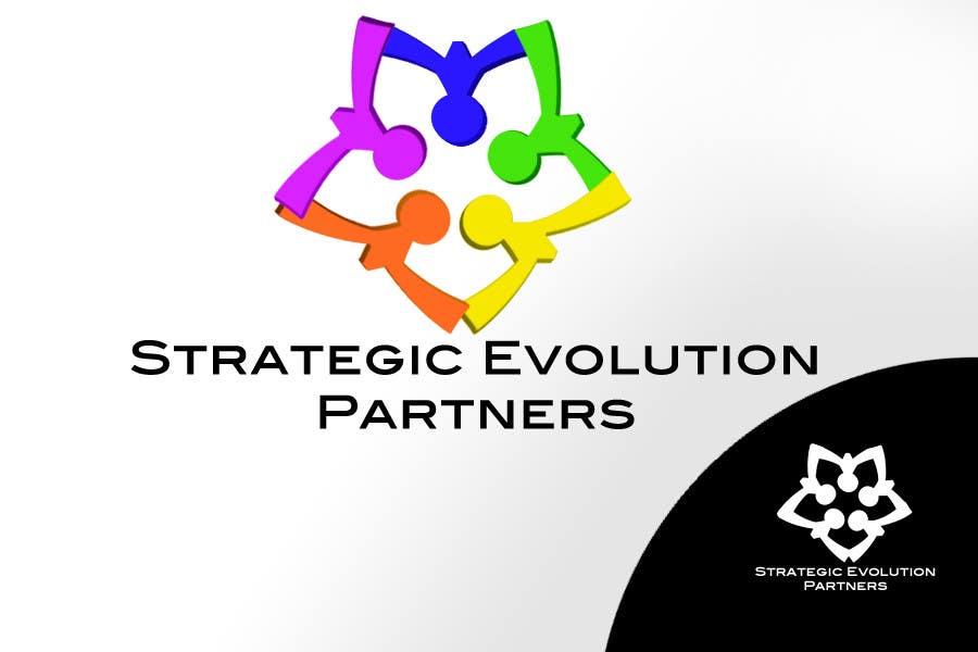 Kilpailutyö #88 kilpailussa Logo Design for Strategic Evolution Partners