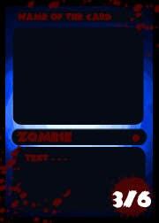 Konkurrenceindlæg #30 for Design Trading Card