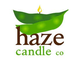 #19 for Design a Logo for Haze Candle Co. af adripoveda