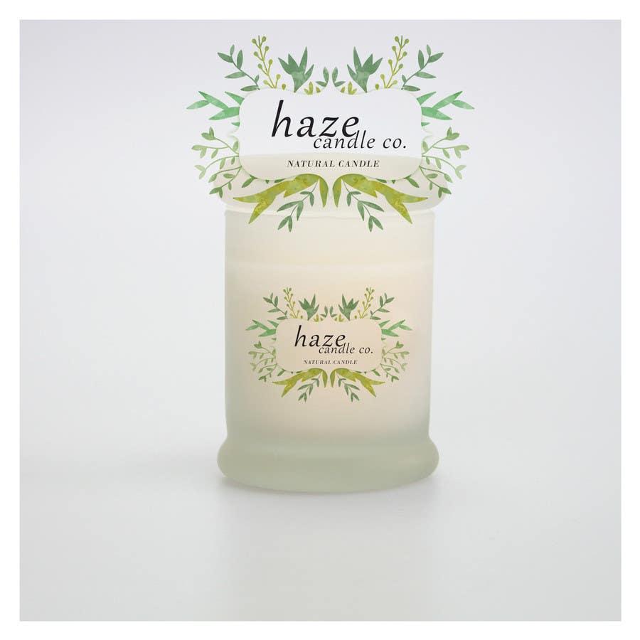 Konkurrenceindlæg #                                        4                                      for                                         Design a Logo for Haze Candle Co.
