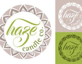 #20 for Design a Logo for Haze Candle Co. af vladspataroiu