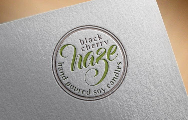 Konkurrenceindlæg #                                        42                                      for                                         Design a Logo for Haze Candle Co.