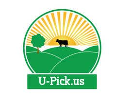 #96 para Design a Logo for U-Pick.us por preethamdesigns