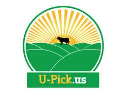 #97 para Design a Logo for U-Pick.us por preethamdesigns