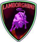 Graphic Design Contest Entry #7 for Illustrate a Painted Lamborghini Logo Design