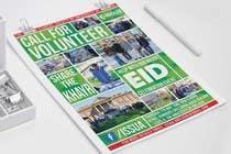 Graphic Design Penyertaan Peraduan #15 untuk 'Call for Volunteers' - Islamic Flyer