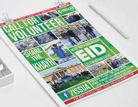 #15 untuk 'Call for Volunteers' - Islamic Flyer oleh sultansadiq