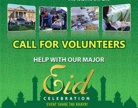#7 cho 'Call for Volunteers' - Islamic Flyer bởi JewelBluedot
