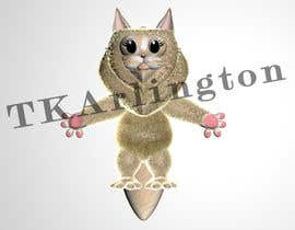#12 for Design a cute 3D animatable characters based on our cat. af tkarlington