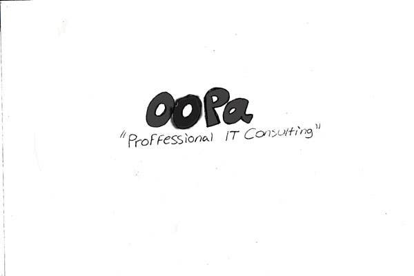 """Bài tham dự cuộc thi #                                        1                                      cho                                         Exciting new logo for an IT services firm called """"oopa"""""""