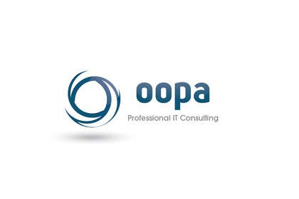 "#18 untuk Exciting new logo for an IT services firm called ""oopa"" oleh iffikhan"