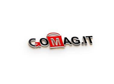 #140 untuk MAKE A LOGO FOR GOMAG.IT oleh Anatoliyaaa
