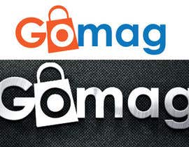 #149 for MAKE A LOGO FOR GOMAG.IT af wilfridosuero