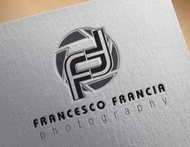 #9 cho Disegnare un Logo for FRANCESCO FRANCIA fashion photography bởi xhemalmuja