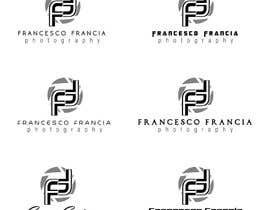 #23 cho Disegnare un Logo for FRANCESCO FRANCIA fashion photography bởi xhemalmuja