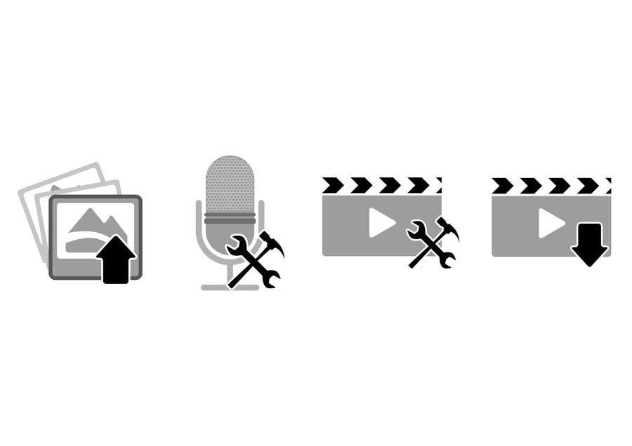 Konkurrenceindlæg #                                        7                                      for                                         Design some graphics for Online Video Creation Tool