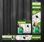Design banners for our webshop için Graphic Design17 No.lu Yarışma Girdisi