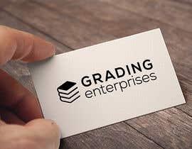 #33 for Design a Logo for Grading Enterprises by blubon