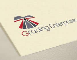 #3 for Design a Logo for Grading Enterprises by vasked71