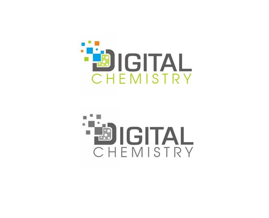 Kilpailutyö #85 kilpailussa Design a Logo for Digital Chemistry