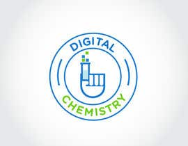 #171 para Design a Logo for Digital Chemistry por DAGNC