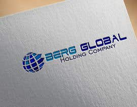 #44 for Design a Logo for Berg Global Holding Company by stojicicsrdjan