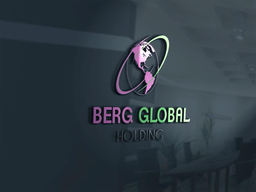 Konkurrenceindlæg #                                        20                                      for                                         Design a Logo for Berg Global Holding Company