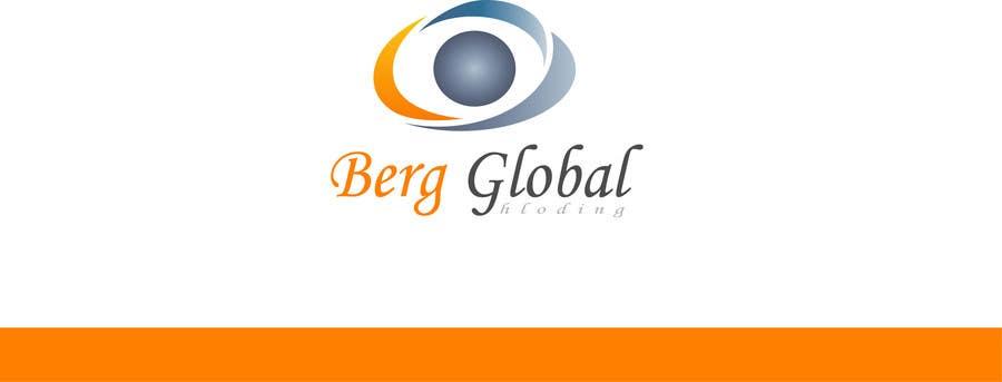Konkurrenceindlæg #                                        8                                      for                                         Design a Logo for Berg Global Holding Company