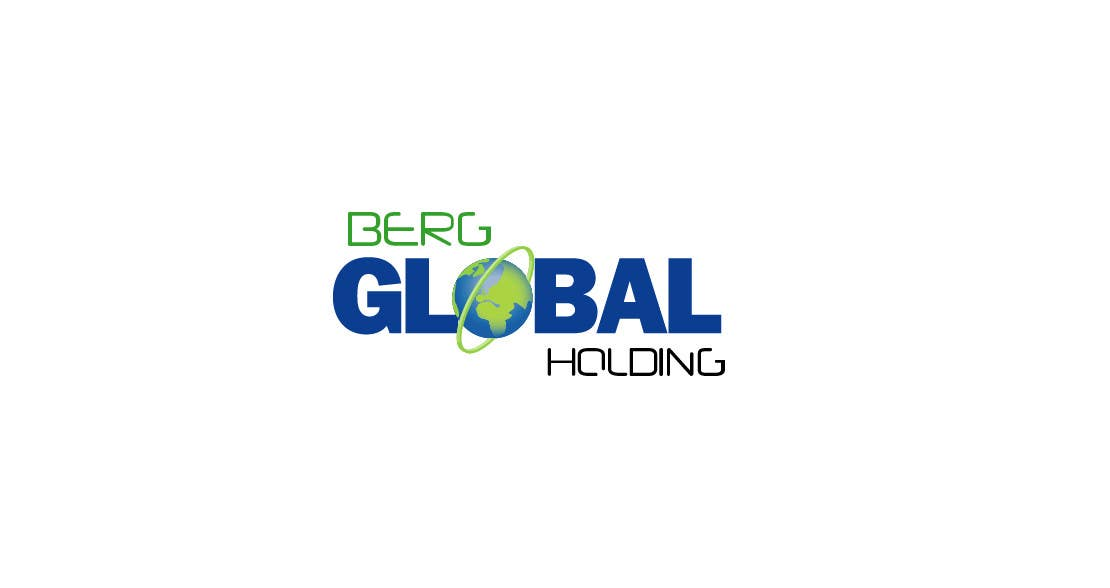 Konkurrenceindlæg #                                        33                                      for                                         Design a Logo for Berg Global Holding Company