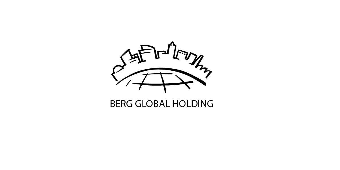 Konkurrenceindlæg #                                        34                                      for                                         Design a Logo for Berg Global Holding Company