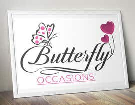 #74 for Design a Logo for Butterfly Occasions af babaprops