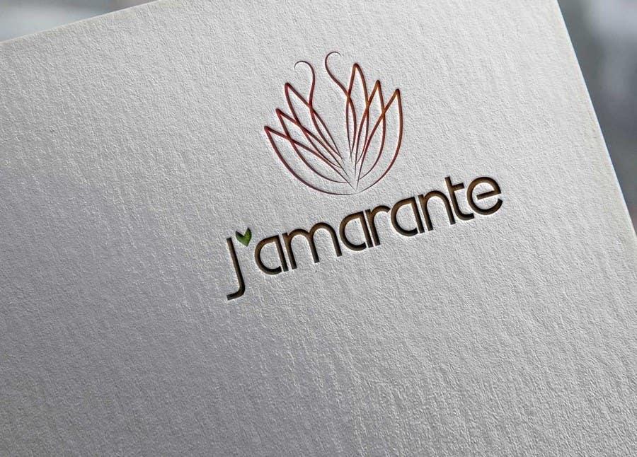 Konkurrenceindlæg #                                        62                                      for                                         Design a Logo for J'amarante