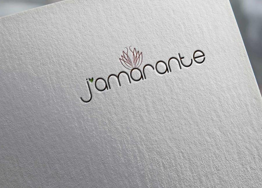 Konkurrenceindlæg #                                        66                                      for                                         Design a Logo for J'amarante