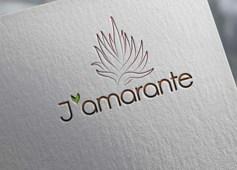 Konkurrenceindlæg #                                        104                                      for                                         Design a Logo for J'amarante