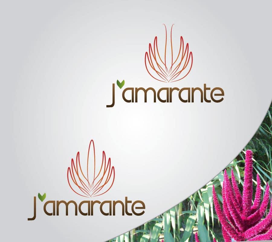 Kilpailutyö #107 kilpailussa Design a Logo for J'amarante