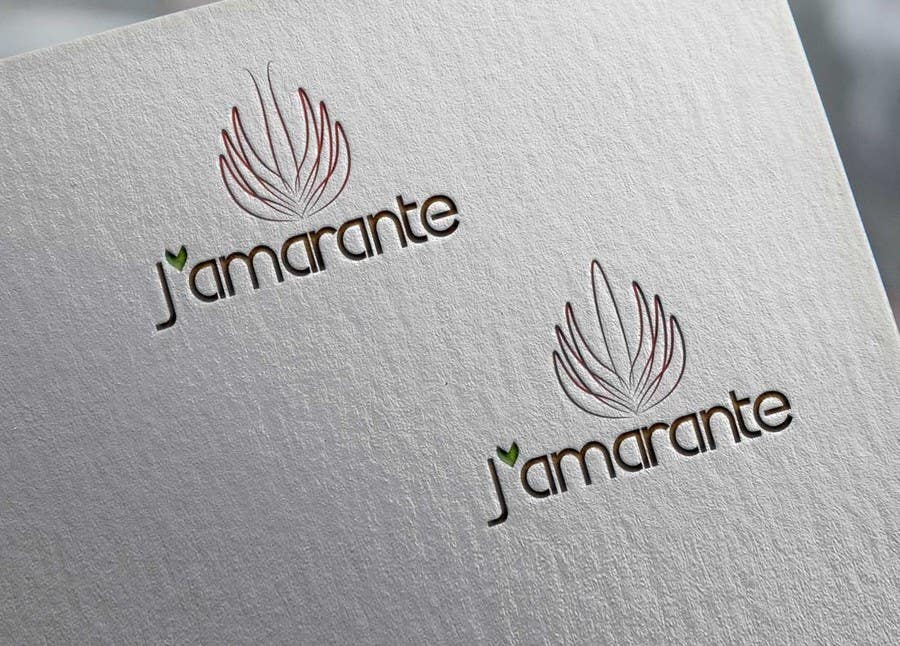 Kilpailutyö #110 kilpailussa Design a Logo for J'amarante