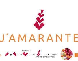 nº 82 pour Design a Logo for J'amarante par cbarberiu