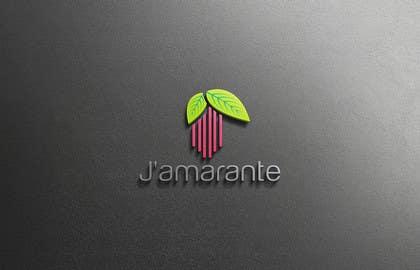 Nro 8 kilpailuun Design a Logo for J'amarante käyttäjältä thelionstuidos