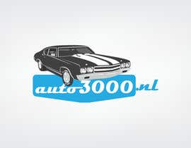 #56 for Design a logo for auto3000.nl, a website selling used cars up to 3000 euro af sajalahsan