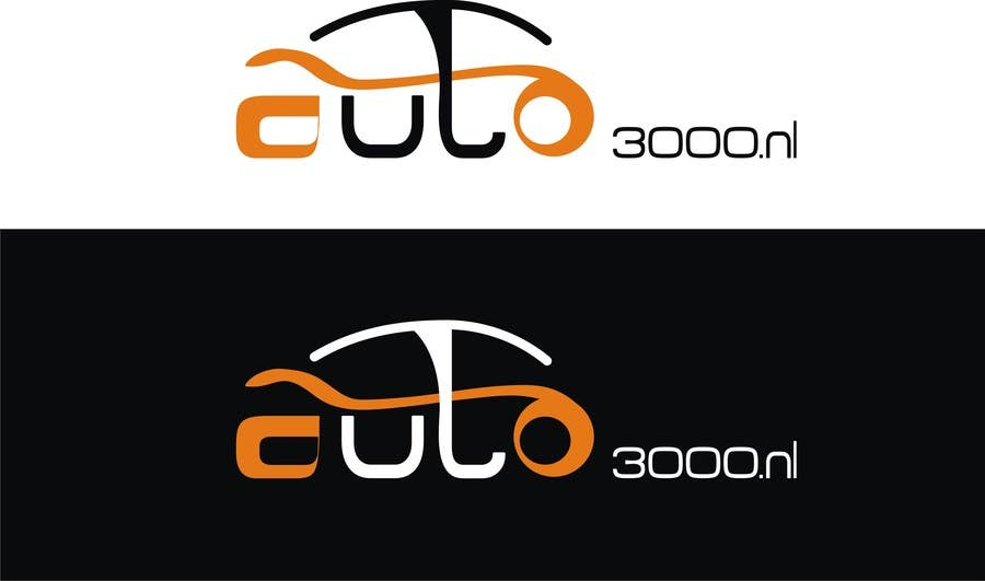 Contest Entry #10 for Design a logo for auto3000.nl, a website selling used cars up to 3000 euro